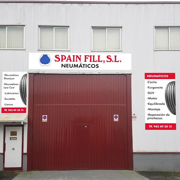 Taller Spainfill en Gipuzkoa