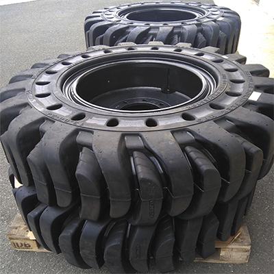 Venta ruedas macizas 400