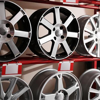 Llantas para neumáticos industriales